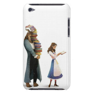 Beauty and the beast iPod touch case