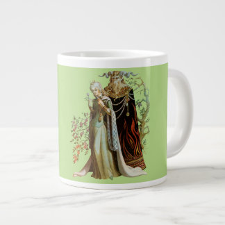 Beauty and the Beast Large Coffee Mug