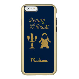 Beauty And The Beast | Lumiere & Cogsworth Incipio Feather® Shine iPhone 6 Case