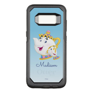 Beauty And The Beast | Mrs. Potts And Chip OtterBox Commuter Samsung Galaxy S8 Case