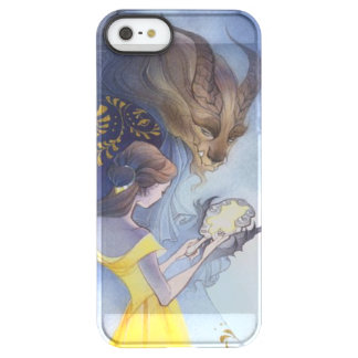 Beauty and the beast permafrost® iPhone SE/5/5s case