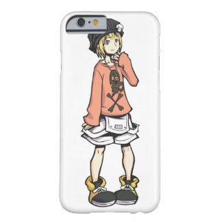 Beauty Anime Barely There iPhone 6 Case