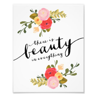 Beauty | Art Print Photo Art
