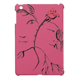 Beauty & Beast Rose Case For The iPad Mini