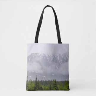 Beauty Behind The Clouds Tote Bag