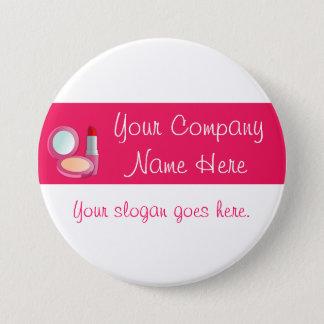 Beauty Business Button