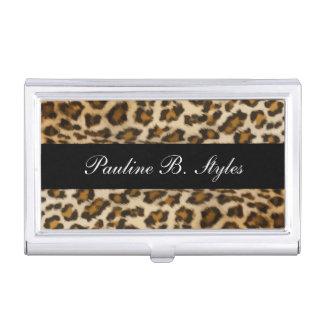 Beauty Business Card Holder