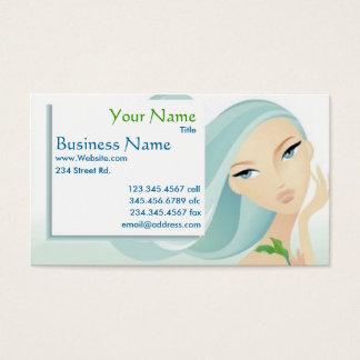 Beauty Business Cards custom