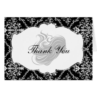 Beauty Business Thank You Cards