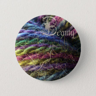 beauty button, wicked witch 1 6 cm round badge