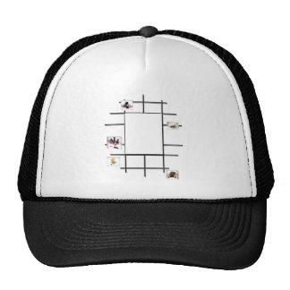 Beauty Divergence Trucker Hat