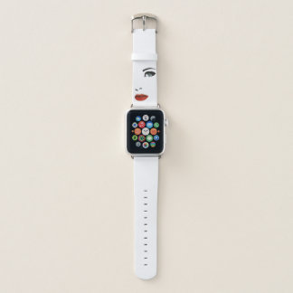Beauty draws out for Apple Watch Apple Watch Band