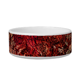 Beauty Floral Collage Bowl