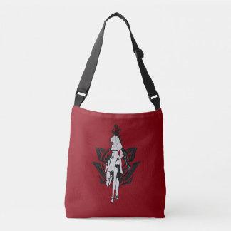 Beauty Flourish Crossbody Bag