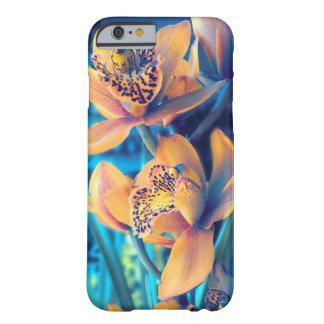 Beauty Gold Orchid Barely There iPhone 6 Case