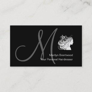 Hairdresser business cards zazzle au beauty hairdresser business cards colourmoves