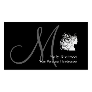 Beauty Hairdresser Business Cards Pack Of Standard Business Cards