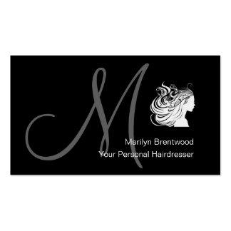Beauty Hairdresser Business Cards
