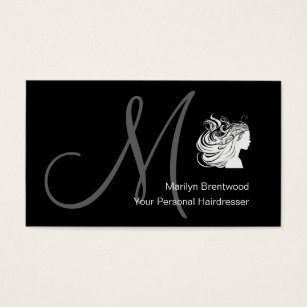 Hairdresser business cards business card printing zazzle beauty hairdresser business cards colourmoves