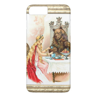 Beauty In Pink And The Beast iPhone 8 Plus/7 Plus Case