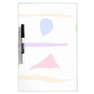 Beauty Is an Illusion Dry Erase Board