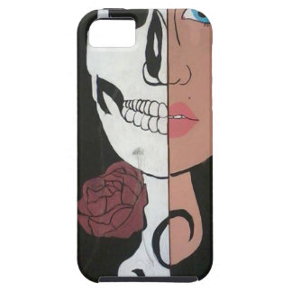 Beauty is Deadly iPhone 5 Cover