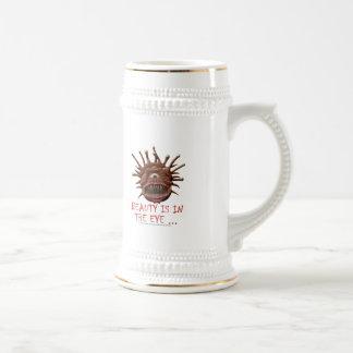Beauty Is In the Eye ... Coffee Mugs