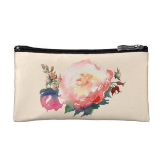Beauty may only be skin deep... cosmetic bag