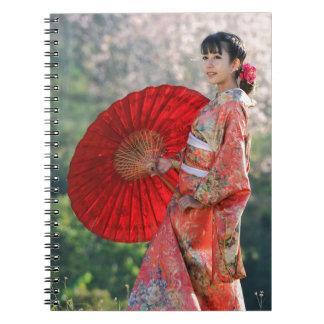 beauty notebooks
