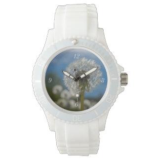 Beauty Of A Dandelion Wristwatch