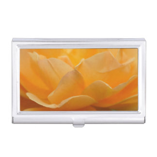 Beauty Of A Rose Business Card Cases