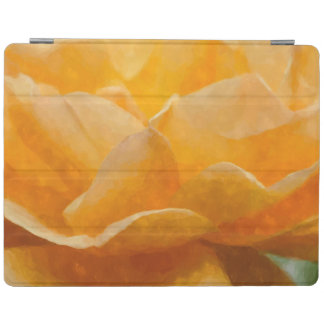 Beauty Of A Rose Painterly iPad Cover