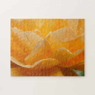 Beauty Of A Rose Painterly Jigsaw Puzzle