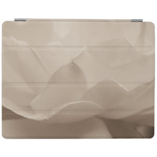 Beauty Of A Rose Sepia iPad Cover