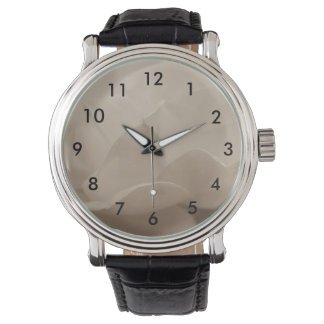 Beauty Of A Rose Sepia Watch