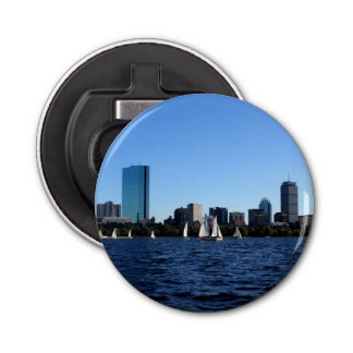 Beauty of Boston Bottle Opener