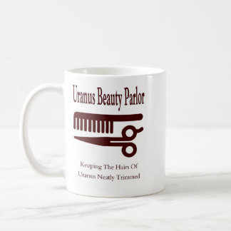 Beauty Parlor Coffee Mug