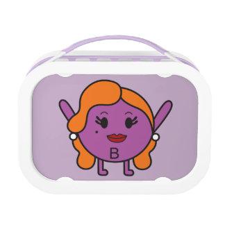 Beauty Quark Yubo Lunchbox/Lonchera Lunch Box