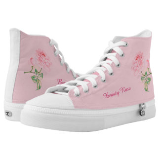 Beauty Rose High Tops Sneakers