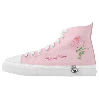 Beauty Rose HighTop Sneaker