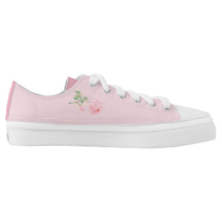 Beauty Rose Low Top Sneaker