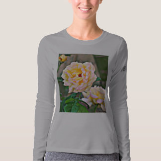 Beauty Roses Women's Long Sleeve Tee Shirt