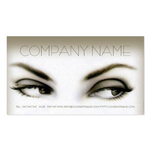 Beauty Salon / Make-up Artist / Hair Stylist Card Business Card