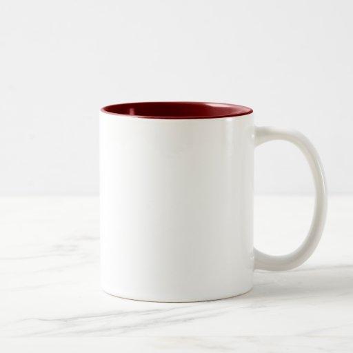 Beauty Salon Secrets Two-Tone Mug