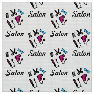 beauty salon style fabric