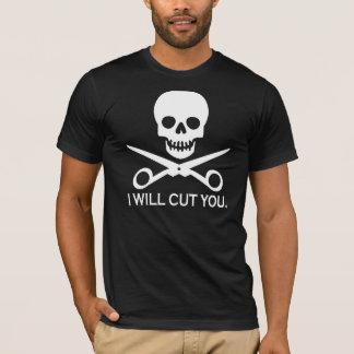 Beauty Shop Pirate_02 T-Shirt