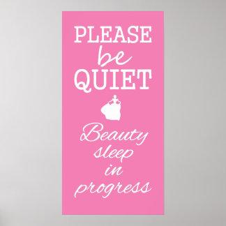 Beauty Sleep Princess poster