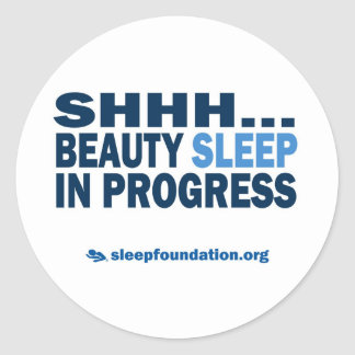 Beauty Sleep Sticker