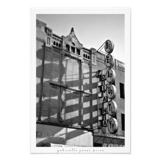"Beauty Supply | El Paso Architecture 13"" x 19"" Photo Print"