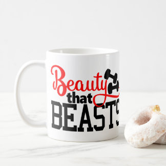 Beauty that Beasts Coffee Mug